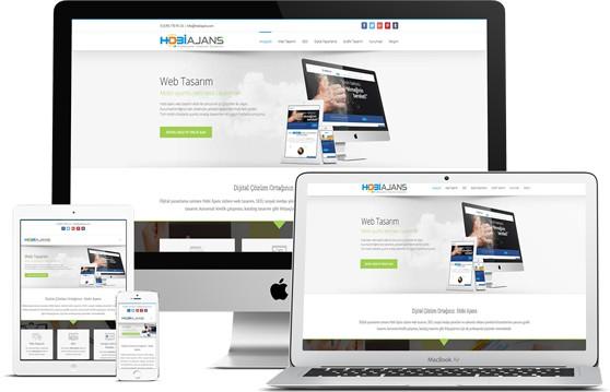Hobi Ajans Web Tasarım
